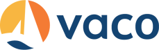 Vaco-Logo with Blue