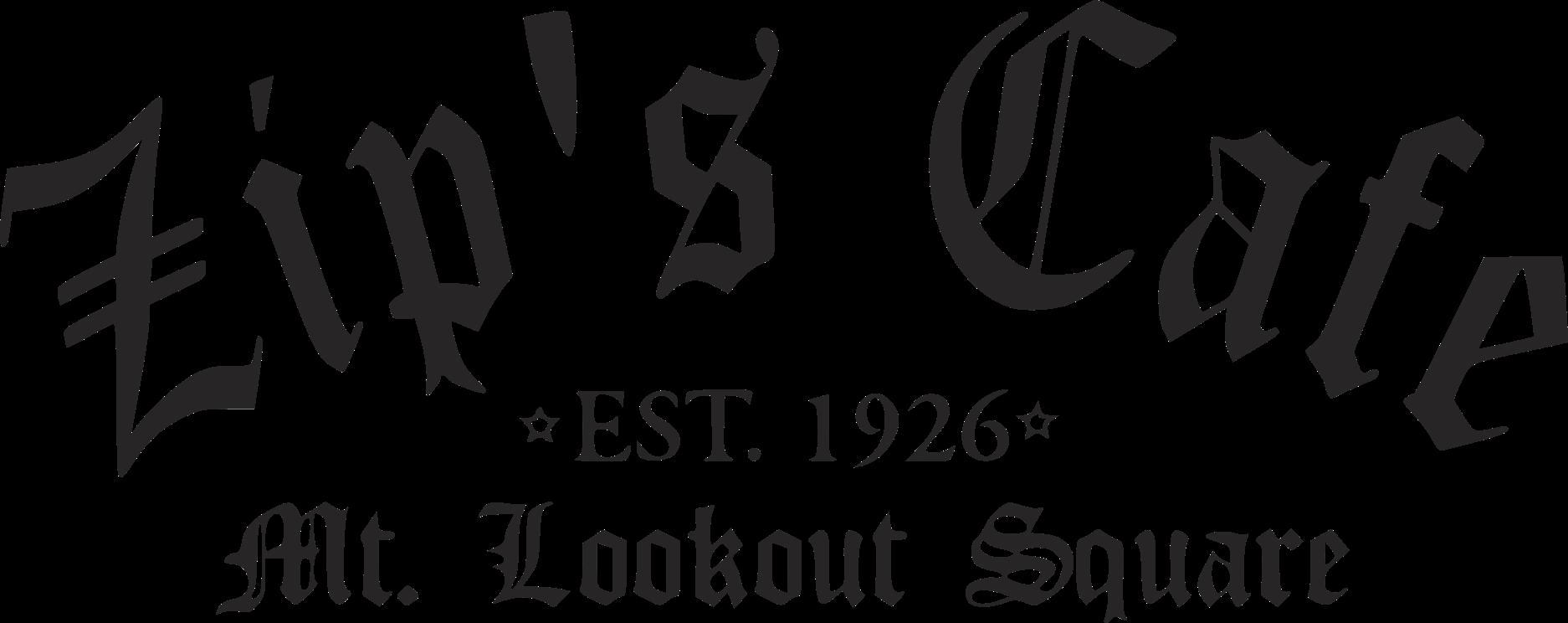 Zips Cafe Logo